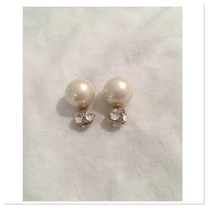 Kate Spade Dual Stud Earrings